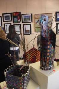 Basketry Basics and Beyond:  Encore Workshop with Kim Keats March 9th