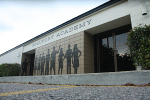 Beaufort Academy focuses on Learning Center specialties for students, community with donation