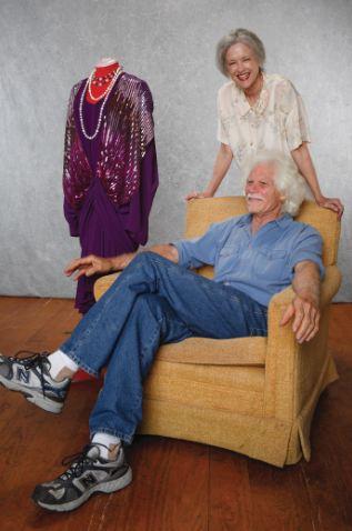 Suzanne Larson and Jon Sharp (Photo by Susan DeLoach)