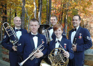 USAF Heritage Brass to perform free concert at Beaufort Town Center