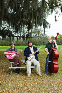Homegrown Sound:  The Bull Grapes  By Cindy Reid for Beaufort Lifestyle Magazine.  Photo by Susan DeLoach