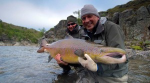 The Ponoi River is thought by many as the Atlantic Salmon Mecca and stated by many as the best Atlantic Salmon River inLocal Beaufort fishing guide picked to guide charters in Russia on the Ponoi River the entire world