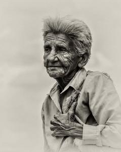 A Long Hard Life:  By Sandy Dimke
