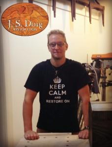 John Doig, JS Doig Restoration