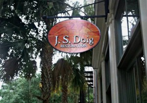 Preserving the past with Beaufort's JS Doig Restoration