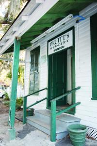 Pruitt's Corner Grocery, A Neighborhood Landmark  By Mary Ellen Thompson, Photos by Susan Deloach, for Beaufort Lifestyle Magazine