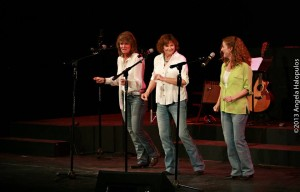 Band Hopping in Beaufort:  The Sweetgrass Angels