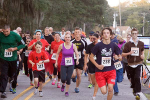 Zombie Run 5K for CAPA