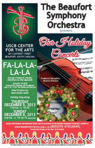 Beaufort Symphony Orchestra Holiday Concert