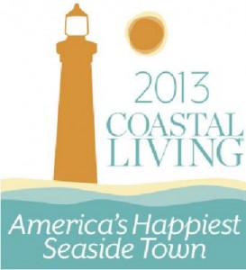 Beaufort wins much coveted nod as America's Happiest Seaside Town in Coastal Living Magazine vote.