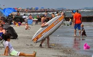 Memorial Day Weekend FUN at Hunting Island Beach  Photo by Dawn Ramsey