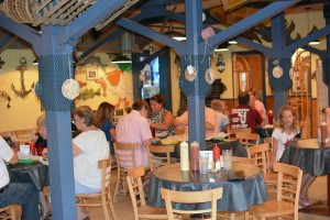 Lowcountry Food: Boondocks Restaurant laid back and family friendly