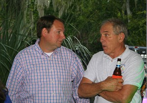 A Beaufort Porch Party at 308 Charles Street