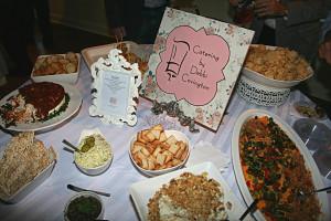 Fabulous food by Debbi Covington