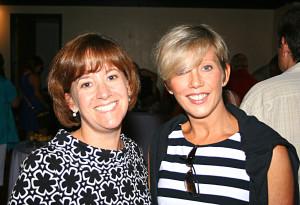 Courtney Worrell & Karen Wyman