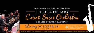 Count Basie Orchestra Live at USCB Center for the Arts