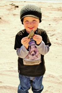 Shark Tooth Fairy does it again: Kids amazed at treasure hunt in Port Royal  Photo by ESPB/Kaleigh Small