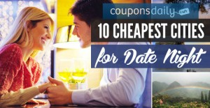 Beaufort #6 on list of '10 Cheapest Cities for Date Night'