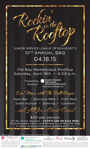 Junior Service League of Beaufort to host 10th annual BBQ fundraiser