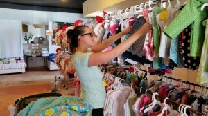 One Week Boutique offers variety in children's items