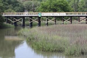 The Spanish Moss Trail's historic Albergottie Trestle
