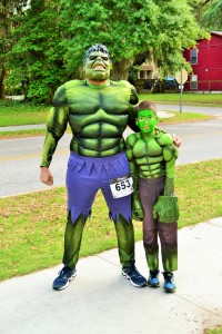 Superheroes gather in Port Royal