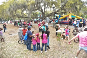 Carnival brings Easter fun to Port Royal