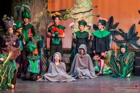 Disney's Jungle Book KIDS hits the stage at USCB