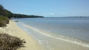 Land's End Beach