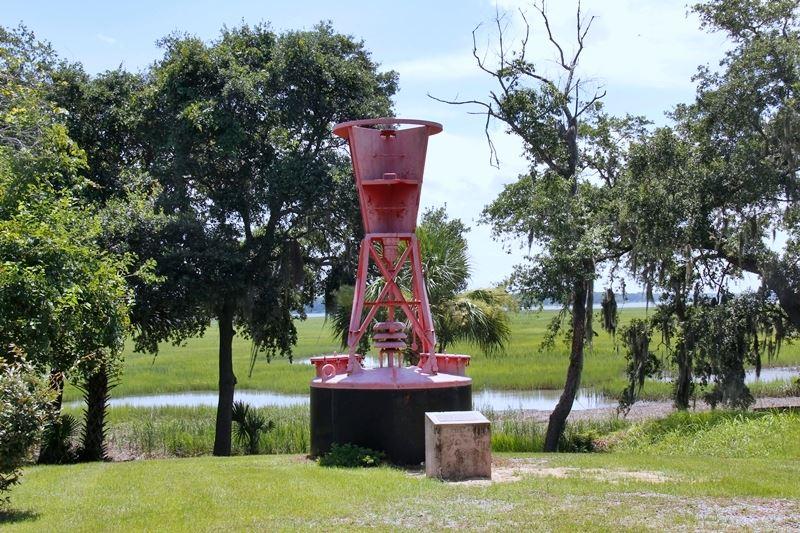 Port Royal's traveling buoy