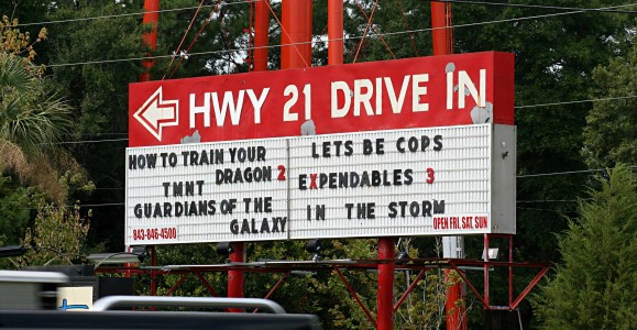 The Highway 21 Drive In is open 7 nights a week during the summer season.