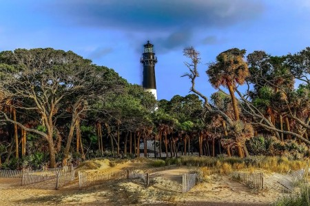 Hunting Island Lighthouse Photo by Phil Heim