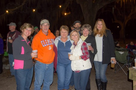 Zonta Club of Beaufort Oyster Roast