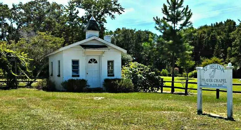 The St. Helena Island Prayer Chapel
