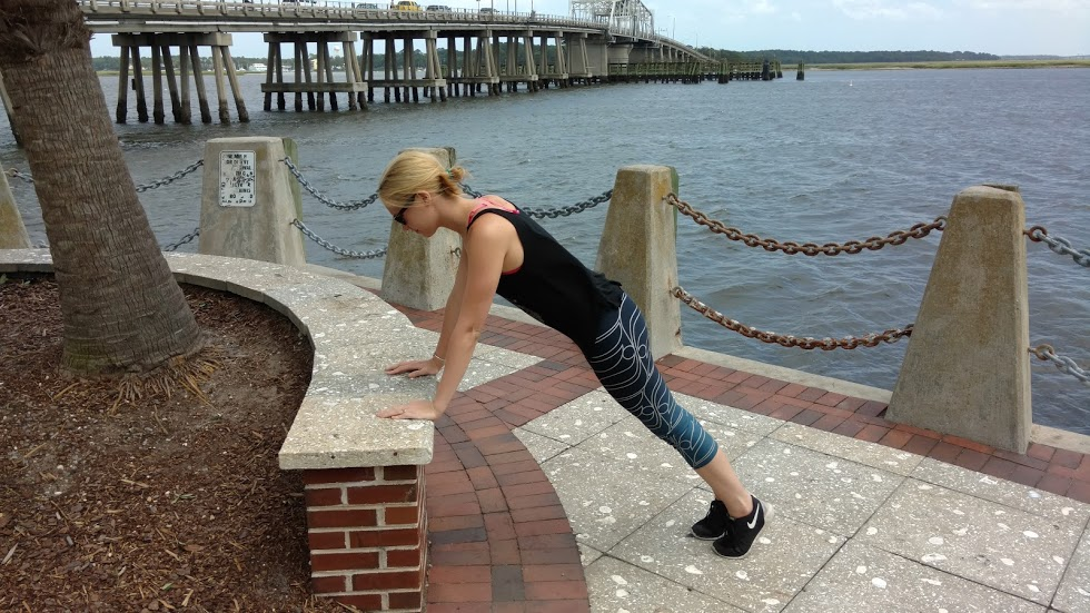 5 Best outside spots to work out in Beaufort