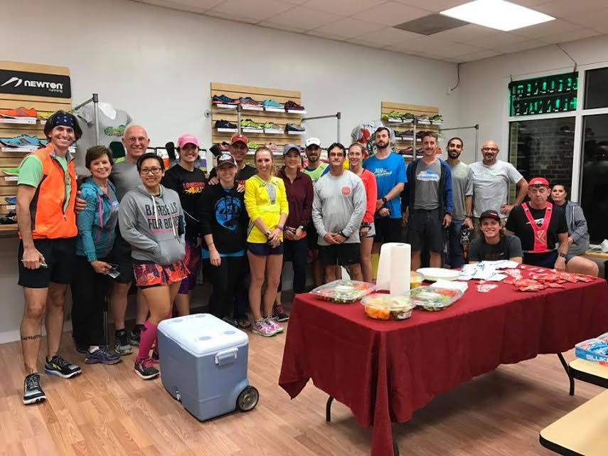Grounded Running / Beaufort Track Club