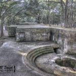 Historic Fort Fremont, Spanish-American War Fort on St. Helena Island