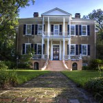 The Thomas Fuller House (Tabby Manse) in Beaufort, SC Photo by Ryan Smith