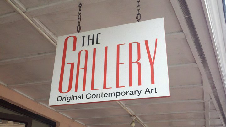 The Gallery, original contemporary art