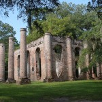 Old Sheldon Church Ruins, Beaufort, SC