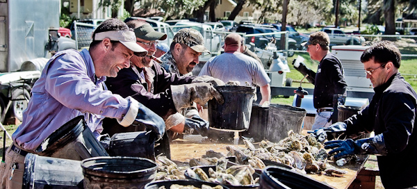 St. Peter's Oyster Roast