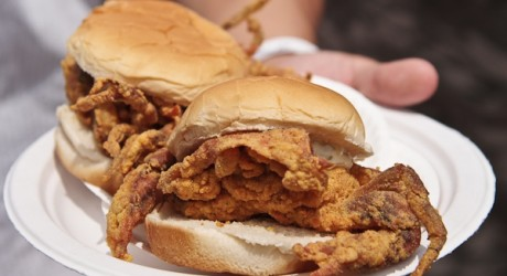 Port Royal's Soft Shell Crab Festival
