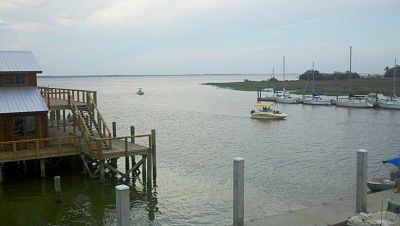 Kayak Beaufort for the perfect view