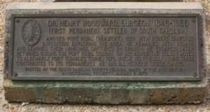 Meet Dr. Henry Woodward, first settler of Beaufort