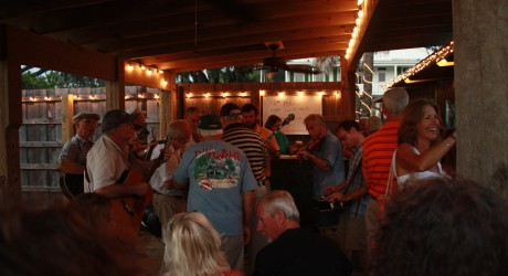 Musical Magic at St. Helena's Foolish Frog
