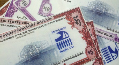 Large turnout of local businesses sign up to accept Main Street Dollars