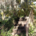 The Talbird House:  Beaufort's stairs to nowhere