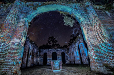 Tales of Beaufort's haunted history: Photo by Carey Furman