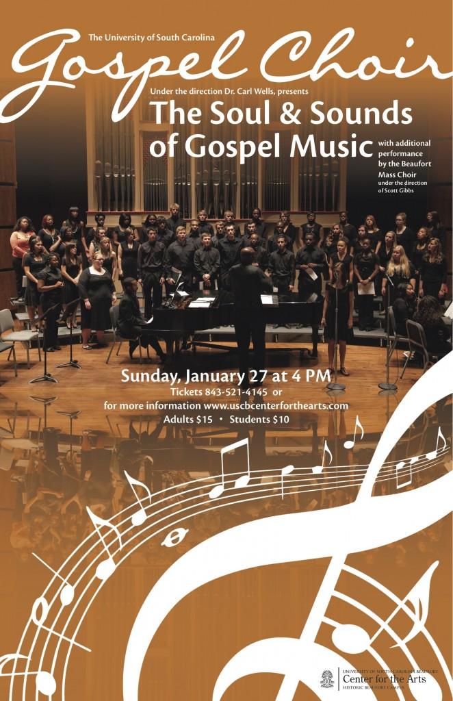USC Gospel Choir Concert