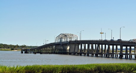 Beaufort's Woods Memorial Bridge, unique in and of its own